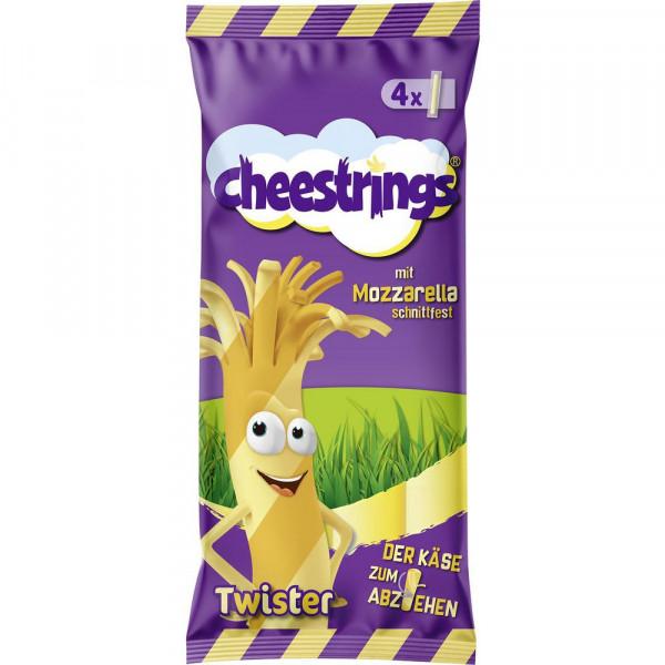 """Käsesnack """"Cheestrings"""", Twister"""