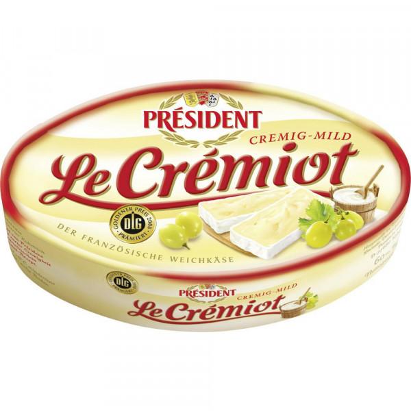 """Weichkäse """"Le Cremiot"""", Mild"""