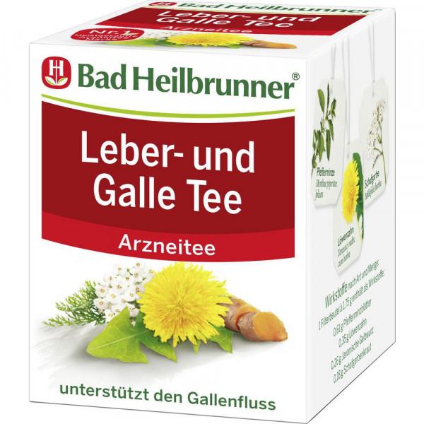 Leber/Galle Tee