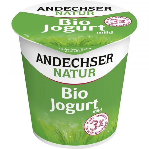 Bio Naturjogurt 3,8% Fett