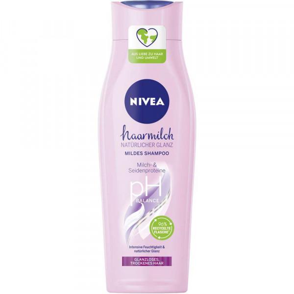 """Shampoo """"Regeneration"""", Haarmilch natürlicher Glanz"""