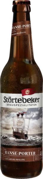 Hanse Porter Craft Beer 4% (3 x 0.5 Liter)
