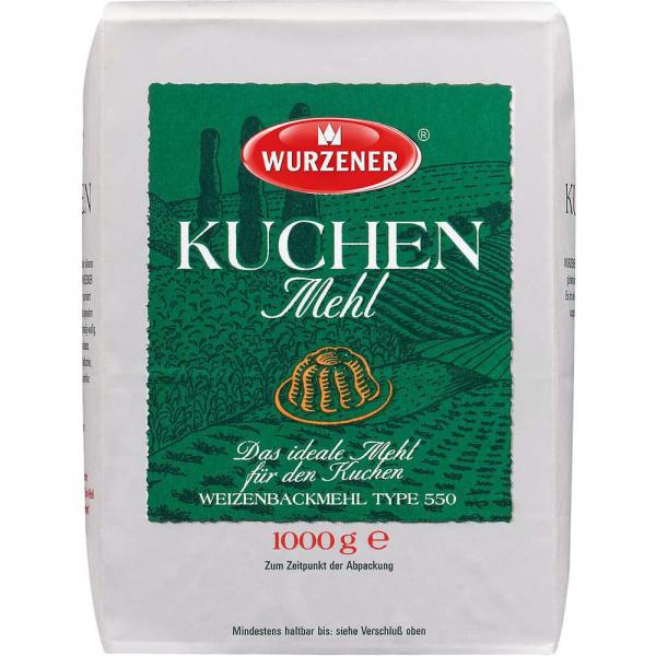 Kuchen-Mehl Type 550
