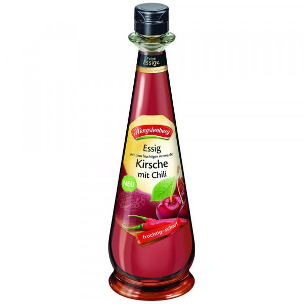 Rotweinessig, Kirsche mit Chili