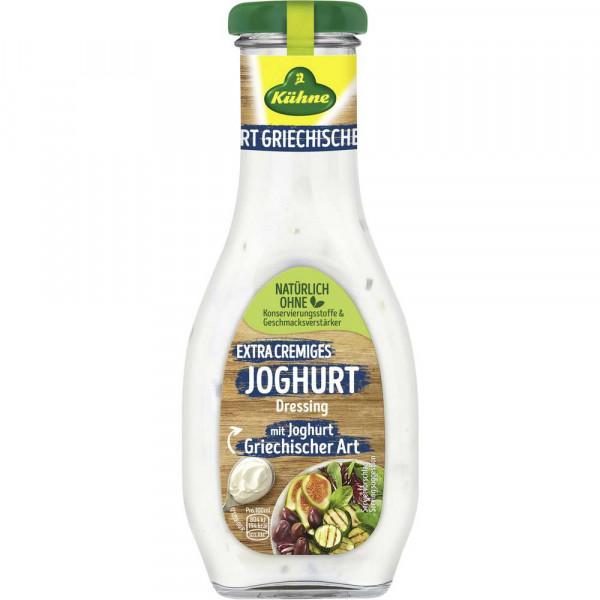 Salatdressing, Joghurt griech. Art