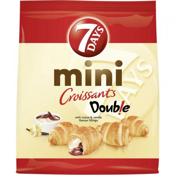 Mini Croissants, Kakao-Vanille