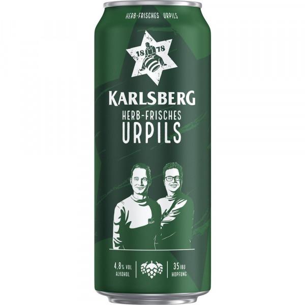Pilsener Bier, herb 4,8%