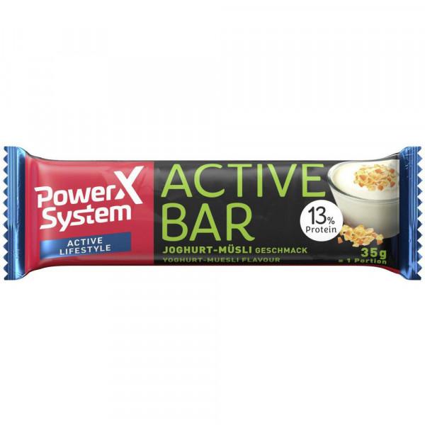 "Protein Riegel ""Active Bar"", Joghurt/Müsli"