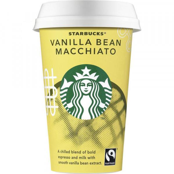 Vanilla Bean Macchiato