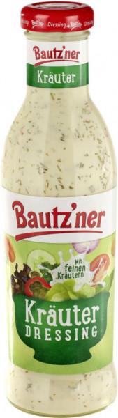 Salatdressing, Kräuter