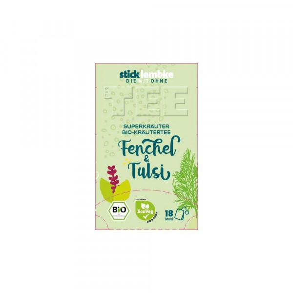 """Bio Tee """"Fenchel&Tulsi"""""""
