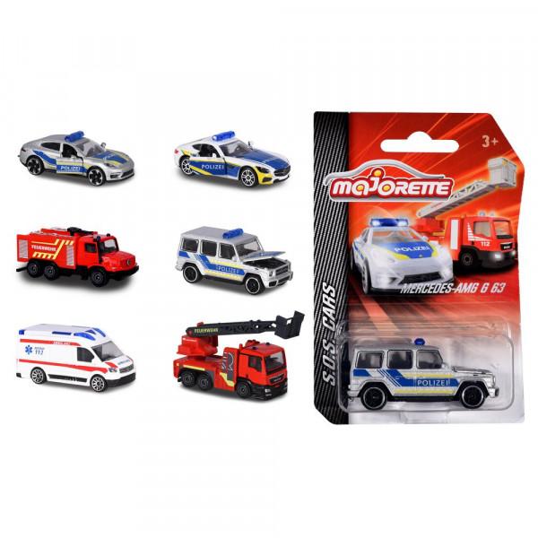 S.O.S. Notfalleinsatzfahrzeuge