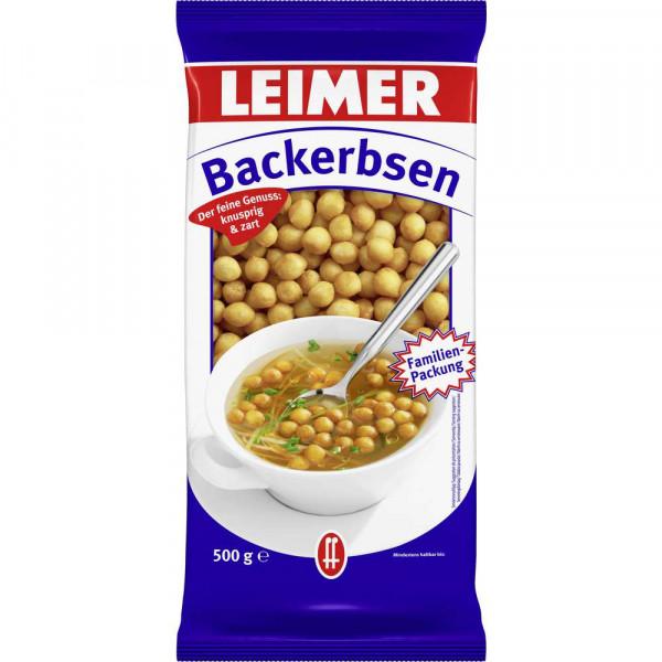 Backerbsen