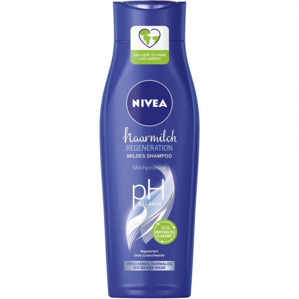 "Shampoo ""Regeneration"", Haarmilch"