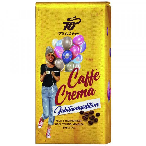 Kaffee Crema Jubiläumsedition