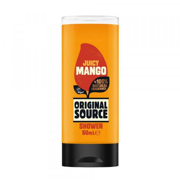 Duschgel, Mango