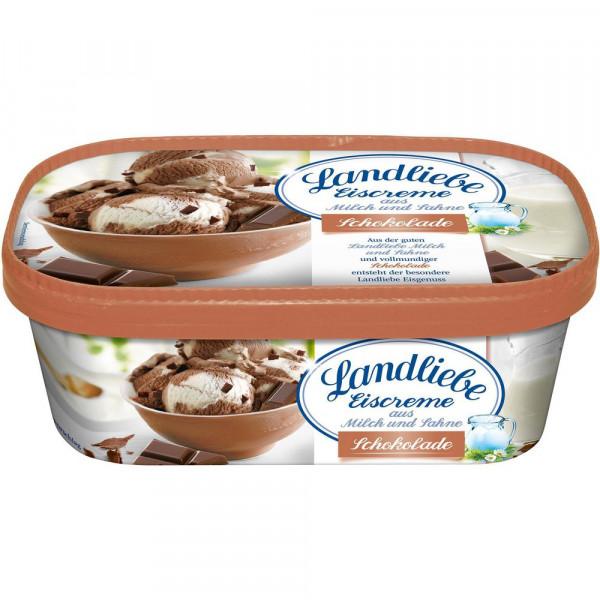 Eiscreme, Schokolade
