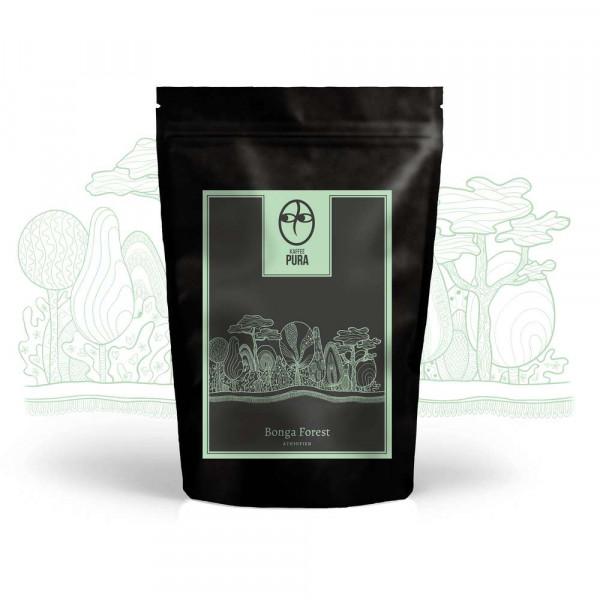 Bonga Forest-bio Wildkaffee gemahlen
