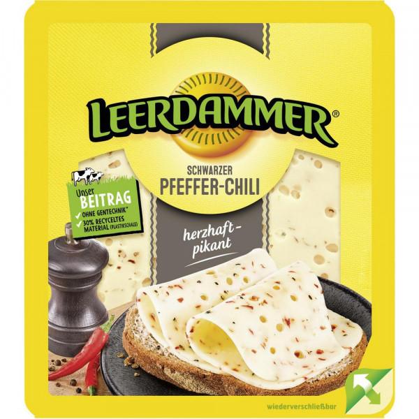 Käsescheiben, Pfeffer-Chili