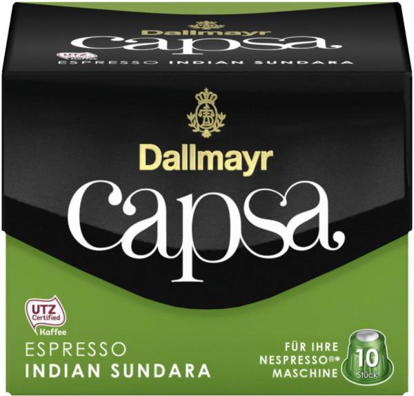Kaffee Kapseln, Espresso Indian Sundara