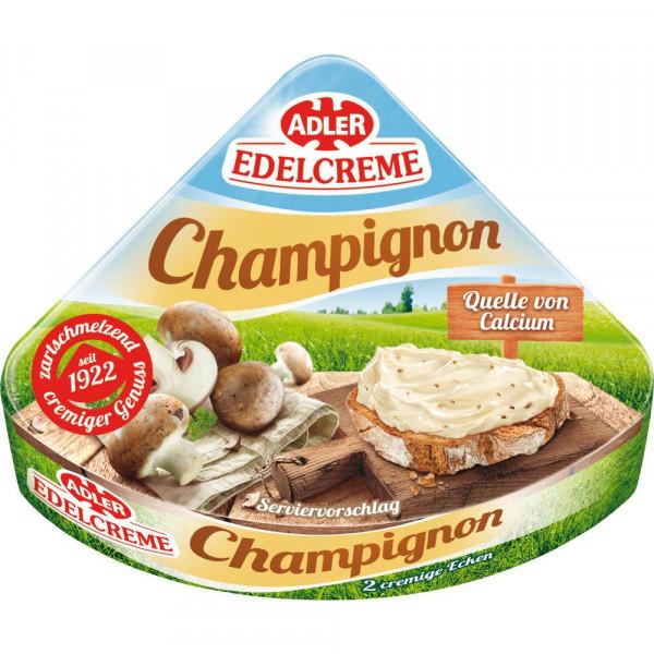 Edelcreme, Champignon Schmelzkäse