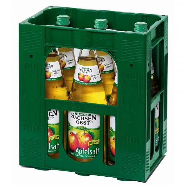 Apfelsaft, klar (6 x 1 Liter)
