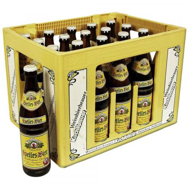 Alkoholfreies Weißbier (20 x 0.5 Liter)
