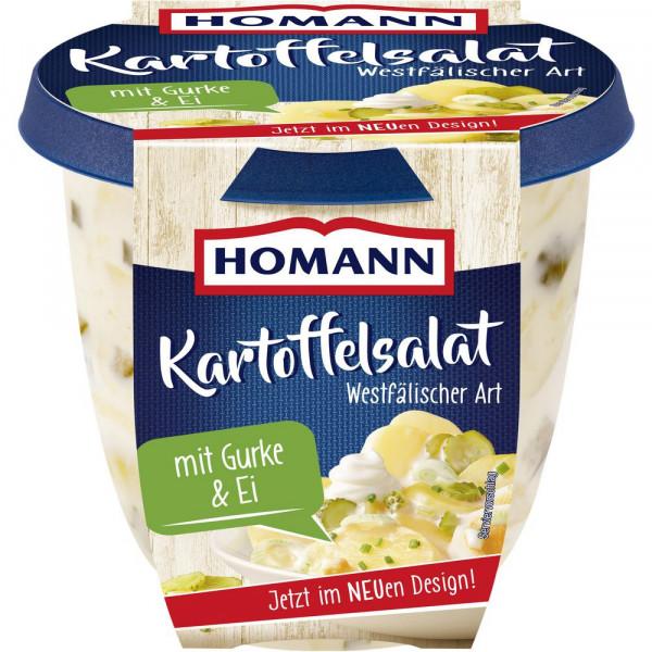 "Kartoffelsalat ""westfälische Art"", Gurke & Ei"
