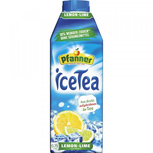 Eistee, Lemon-Lime