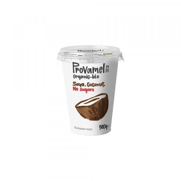 Bio Soja-Joghurtalternative, Kokos ohne Zucker