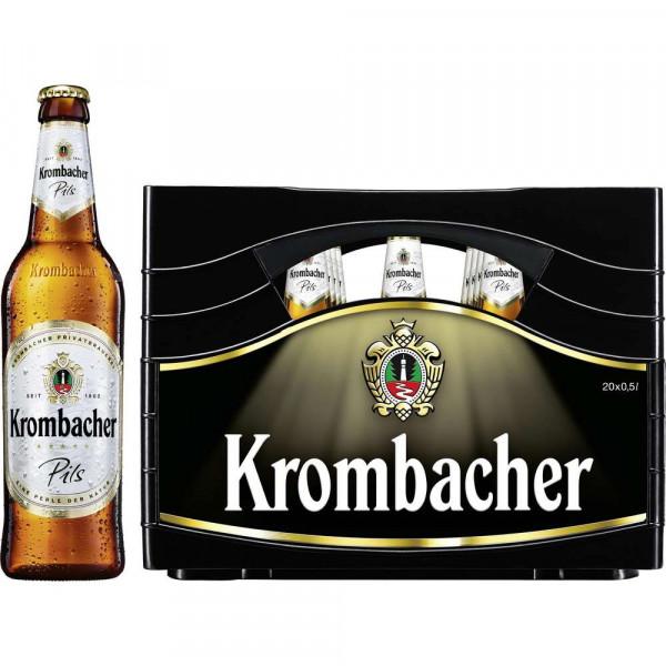 Pilsener Bier 4,8% (20 x 0.5 Liter)