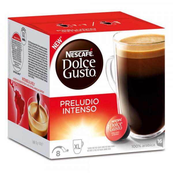 Kaffee Kapseln Dolce Gusto, Preludio Intenso