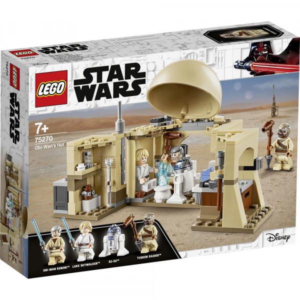 LEGO 75270 Obi Wans Hütte
