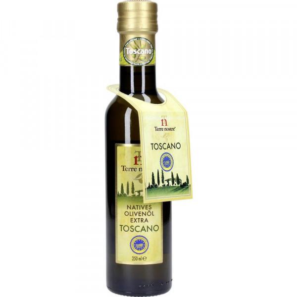 Extra natives Toscano Olivenöl