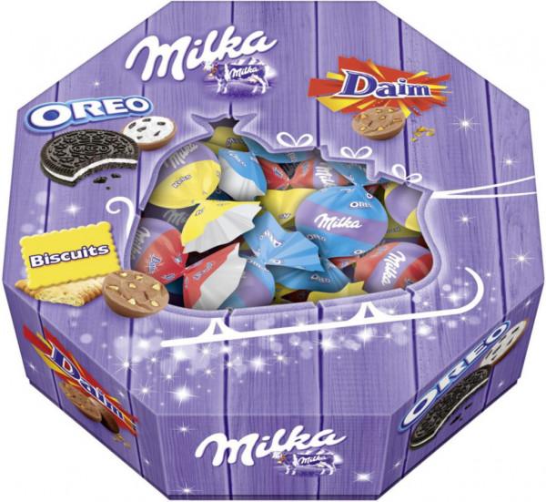 "Schokoladen-Kugeln ""Mixbox"""