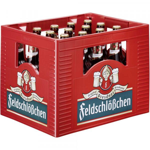 Export Bier 5,2% (20 x 0.5 Liter)