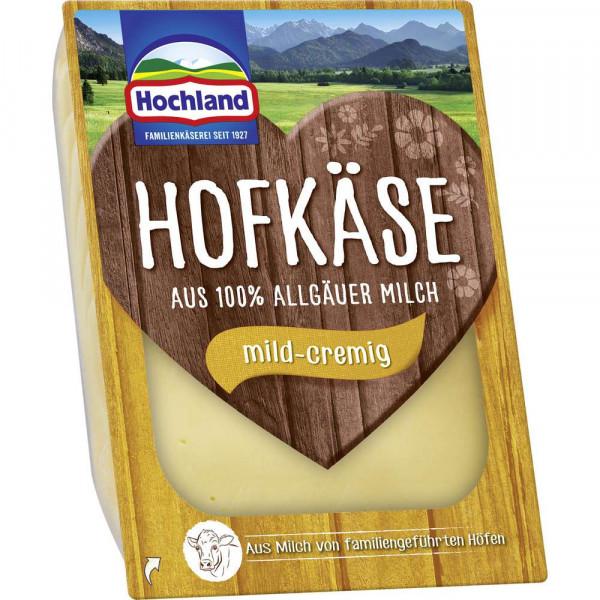 """Käsescheiben """"Hofkäse"""", mild-cremig"""