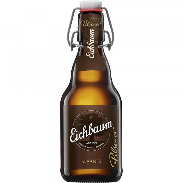 Kläänes Pilsener Bier 4,8% (20 x 0.33 Liter)