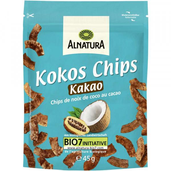 Kokos Chips Kakao