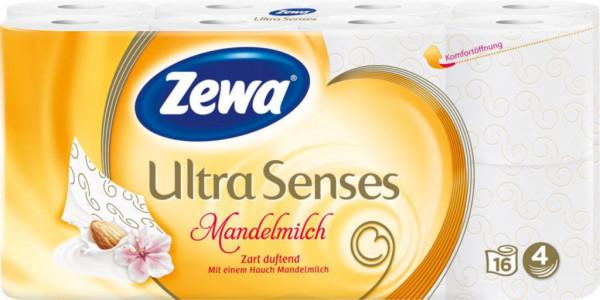 """Toilettenpapier """"Deluxe Mandelmilch"""" 4-lg"""