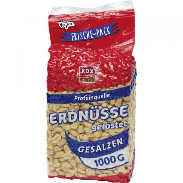 Erdnüsse, gesalzen