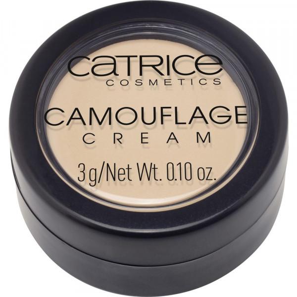 Concealer Camouflage Cream, Ivory 010