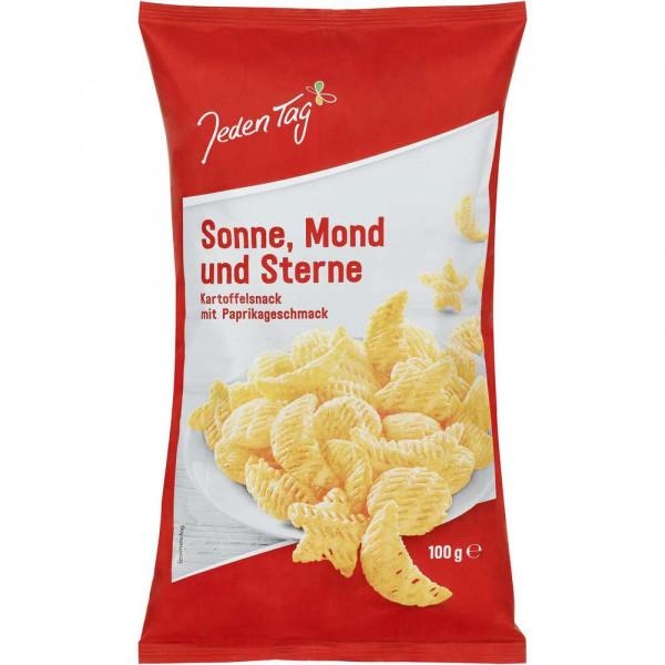 JT Sonne, Mond & Sterne Snack 100g