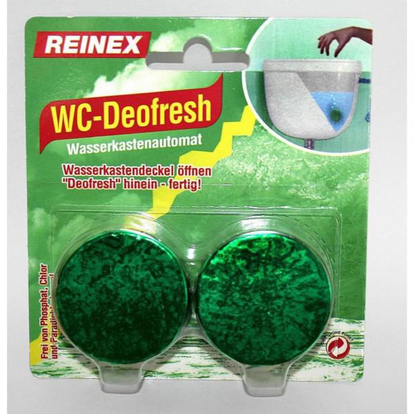 Wasserkastentabletten, grün