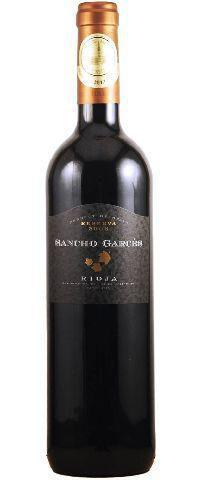 Sancho Garces Reserva Rioja DOCa