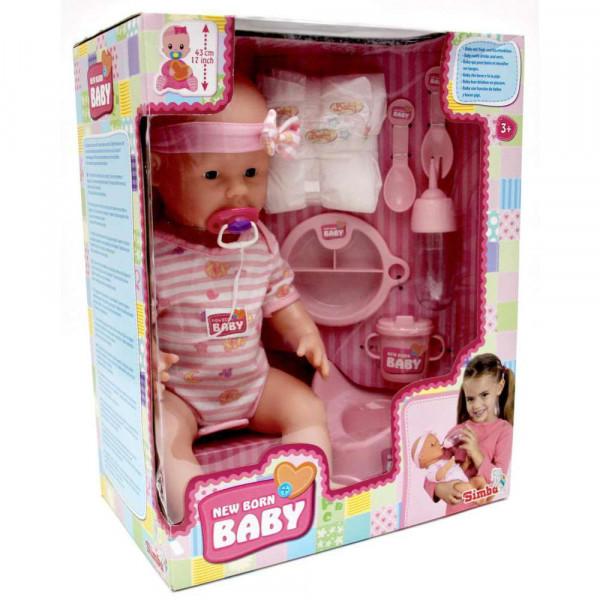 "Babypuppe ""New Born Baby"""