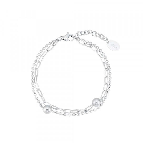 Damen Armband aus Edelstahl (4056867028271)