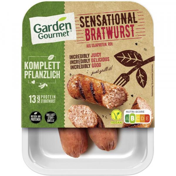 Sensational Bratwurst