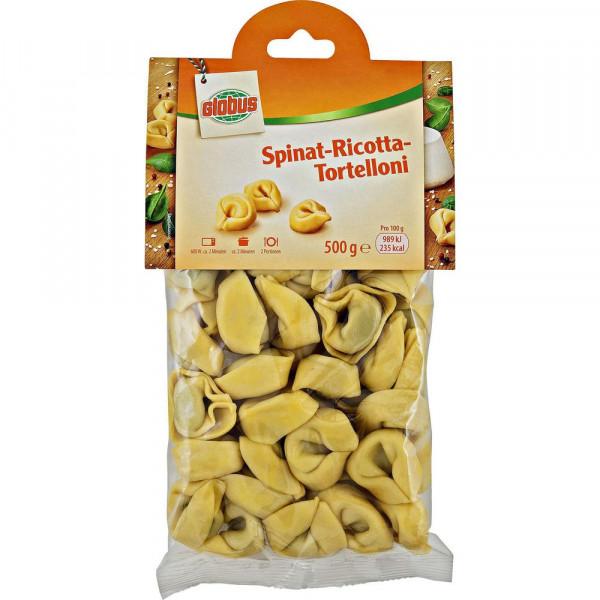 Tortelloni, Spinat-Ricotta
