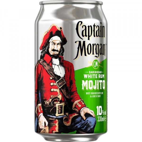 White Rum Mojito 10%
